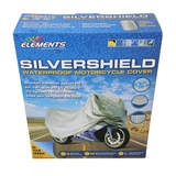 Silvershield Motorcycle Bike Cover 100% Waterproof Small Suit Up To 500Cc  MCW500