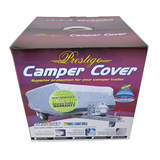 Prestige Camper Trailer Cover to 10Ft-12Ft/3.1M-3.7M Waterproof Campervan Van CCT12