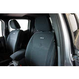 Wet Seat Neoprene Seat Covers Ford Ranger PX II Dual Cab 7/2015-On