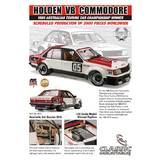 1:18 Classic Carlectables VB Commodore Peter Brock 05 1980 ATCC Winner 18317