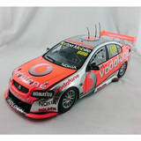 1:18 Classic Carlectables Mark Skaife Final V8 Supercar Race 2011 Team Vodafone VE 18490