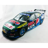 1:18 Winterbottom 2013 Ford Falcon FG Pepsi Max Sandown 500 with Bonnet Signed Classic Carlectables 18563