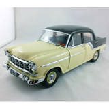 1:18  Holden FC Special Black Over Cape Ivory Classic Carlectables 18568