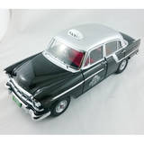 1:18 Classic Carlectables 1958 Holden FC Silver Top Taxi 18581