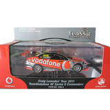 1:64 Craig Lowndes'S Year 2011 Teamvodafone Ve Commodore 64189