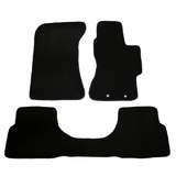 Tailor Made Floor Mats Subaru Impreza 8/2007-2012 Custom Fit Front & Rear