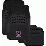 AFL Floormats Melbourne Demons Set Of 4