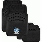 AFL Floormats North Melbourne Kangaroos Set Of 4