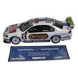 1/18 Mark Winterbottom 2007 Bahrain Winner FPR BF Falcon 18379