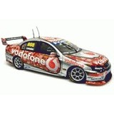 1:18 Craig Lowndes 2008 Red Dust Darwin Livery BF Falcon 18372