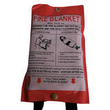 Fire Blanket Large - 1M X 1M FB1010