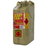20 Litre Metal Fuel Can - Yellow Jerry Can JC20Y