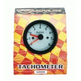 White Face 52mm Tachometer S692