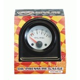 White Face Electric Oil Pressure Gauge GO520