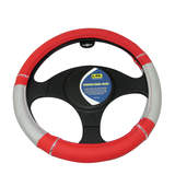 Boost Steering Wheel Cover Red