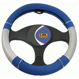 Boost Steering Wheel Cover Blue