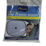 Interior Sun Shade Spring Loaded Side Shades One Pair