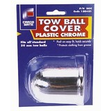 Towing Accessories &Raquo; Chrome Towball Cover With Clip