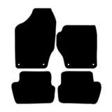 Tailor Made Floor Mats Peugeot 308 Hatch 2007-Current Custom Front & Rear