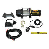 Mean Mother 2500Lb Peak ATV Winch EW2500