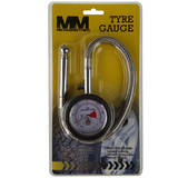 Mean Mother Pressure Gauge 2 Inch With Extension Hose MMTGE2