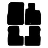 Tailor Made Floor Mats Nissan Micra 2010-Current Custom Front & Rear