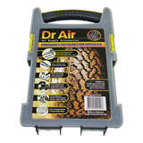 Dr Air 4WD 4x4 Tubeless Tyre Repair Kit 46 Piece Radial Cords Emergency TG46