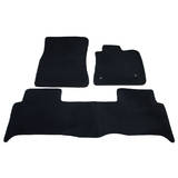 Custom Floor Mats Subaru WRX 2014-On Front and Rear
