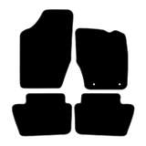 Tailor Made Floor Mats Citroen C4 2004-2010 Front & Rear