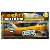 Euro Perspex Number Plate Frame NP831