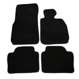 Floor Mats BMW 3 Series F30 2011-Current Custom Front & Rear