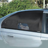 Window Sox Pair Subaru Liberty Outback  Wagon Cannot wind windows down with sox fitted 12/2003-7/2009 WS16100