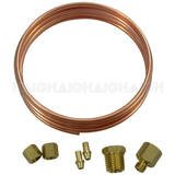 Copper Oil Pressure Fitting Kit