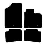 Floor Mats Hyundai Veloster 2011-Current Custom Front & Rear