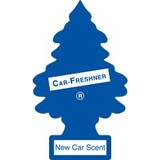 Little Tree 3 Pack New Car Scent