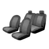 Seat Covers Land Rover Defender 90 2 Door Wagon 1/2013-On 2 Rows