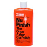 Nufinish Nu Finish The Once A Year Car Polish 473Ml New
