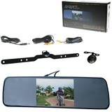 Gator Reversing Rear View Monitor 5 Inch Twin Camera System