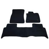 Custom Floor Mats Ford Kuga TF 2012-On  Front & Rear