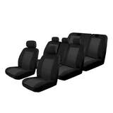 Seat Covers Custom Made Toyota Kluger GSU50R GX / GXL / Grande 7 Seater 03/2014-On 3 Rows Esteem Velour
