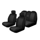 Custom Car Seat Covers Holden Commodore VF Sedan Evoke 06/2013-On Deploy Safe