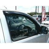 Driver - Smoke Tint - Slimline Weathershield Ford Ranger PX / PX2 Dual Cab 9/2011-On F360SLD