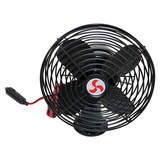 12V Car All Metal Fan 15cm 6 Inch Adjustable 2 Speed