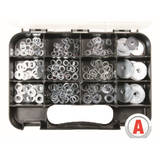 GJ Works Assorted Washers 255 Pieces GKA255