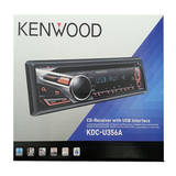 Kenwood KDC-U356A Headunit USB CD Deck Aux Receiver