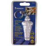 Michelin Man Digital Tyre Tire Pressure Gauge With Key Chain M12273