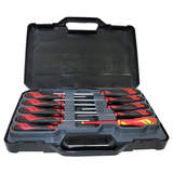 Teng Tools - 10 Piece Screwdriver / VDE Set MD910N
