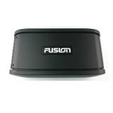 Fusion Marine Active Subwoofer Enclosure Dual 6 Inch Subs 4 Channel Amplifier MS-AB206