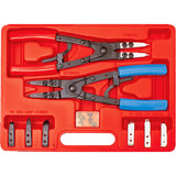 RyTool - 10-1/2 inch Circlip Pliers Set