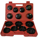 RyTool - 14 Piece Filter Wrench Kit